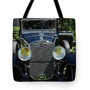 Cadilliac Early 1930's Tote Bag