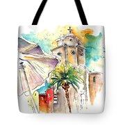 Cadiz Spain 12 Tote Bag