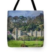 Caerhays Castle Tote Bag