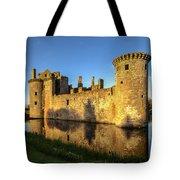 Caerlaverock Castle - 3 Tote Bag