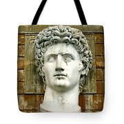 Caesar Augustus Tote Bag