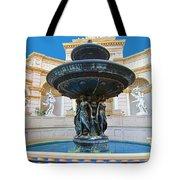 Caesars Fountain Tote Bag