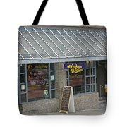 Cafe Abodegas Tote Bag