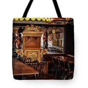 Cafe Chez Eugene - Montmartre Tote Bag