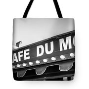 Cafe Du Monde Panoramic Picture Tote Bag
