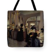 Cafe Gloppe Tote Bag