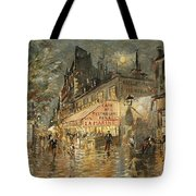 Cafe La Marin. Paris Tote Bag