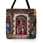 Cafe - The Italian Bakery Tote Bag