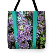 Caged Beauty Tote Bag