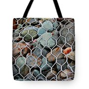 Caged By Barbara Griffin Tote Bag