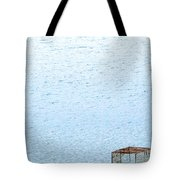 Caged Expanse Tote Bag