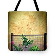 Caged Tote Bag by Silvia Ganora