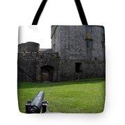 Cahir Castle Yard Tote Bag