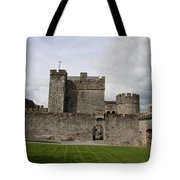 Cahir's Castle Second Courtyard Tote Bag