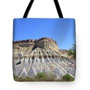 Caineville Mesa Utah Tote Bag