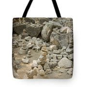 Cairn Patch Tote Bag