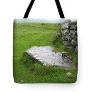 Cairn T At Loughcrew Tote Bag