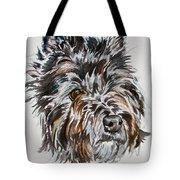 Cairn Terrier Martha Tote Bag