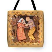 Cajun Stomp Tote Bag