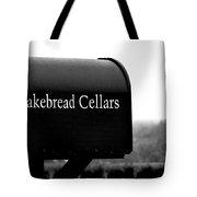 Cakebread Cellars Tote Bag