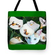 Cala In Callas Tote Bag