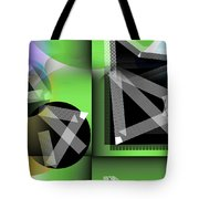 Calculated Measures Tote Bag