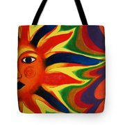 Calcutta Summer Tote Bag