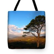 Caledonian Colours Tote Bag