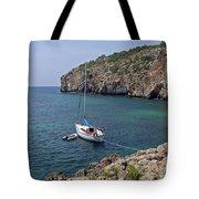 Cales Coves Tote Bag