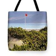 Caleta De Famara Beach Lanzarote Tote Bag