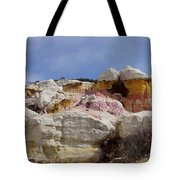 Calhan Paint Mines 2 Tote Bag