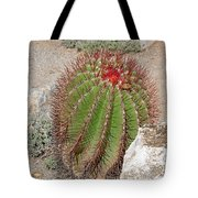 California Beauty Tote Bag by Christine Till