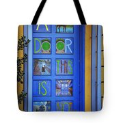 California Door Collection 3 Tote Bag