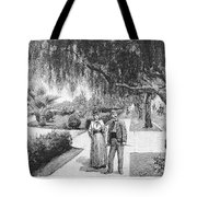 California Los Angeles Tote Bag