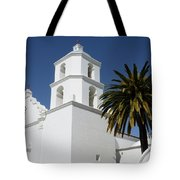 California Mission 2 Tote Bag