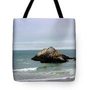 California Ocean Beach Tote Bag