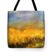 California Orchards Tote Bag by Sherry Harradence