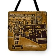 California Packing Corporation Tote Bag