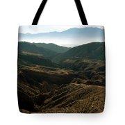 California Painted Canyon3 Tote Bag
