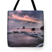 California Pastels Tote Bag by Adam Jewell