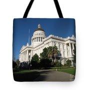 California State Capitol Tote Bag