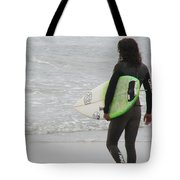 California Surfing Tote Bag