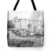 California Vaqueros Tote Bag