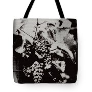California Vineyard Tote Bag by Linda Shafer