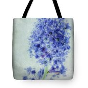 Californian Blue Tote Bag