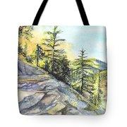 Californias Sierras Tote Bag