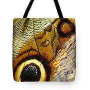 Caligo Atreus Tote Bag