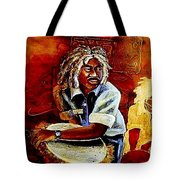 Calipso Man Tote Bag