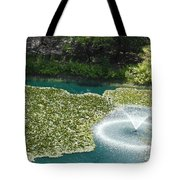 Calistoga Summer Tote Bag