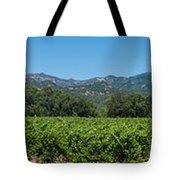 Calistoga Valley 2 Tote Bag